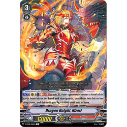 CFV V-BT08/058EN C Dragon Knight, Nizari