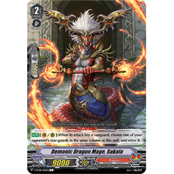 CFV V-BT08/060EN C Demonic Dragon Mage, Sakala