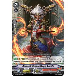 CFV V-BT08/060EN C Demonic Dragon Mage, Sakala