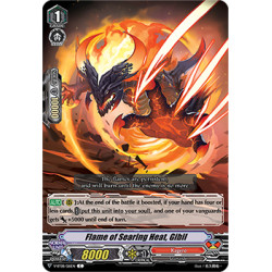 CFV V-BT08/061EN C Flame of Searing Heat, Gibil