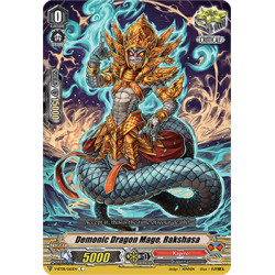 CFV V-BT08/065EN C Demonic Dragon Mage, Rakshasa