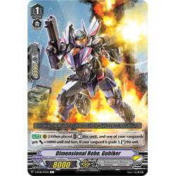 CFV V-BT08/071EN C Dimensional Robo, Gobiker