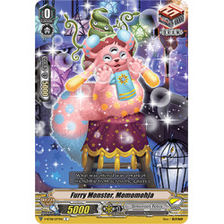CFV V-BT08/077EN C Furry Monster, Momomohja