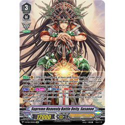 CFV V-BT08/SP04EN SP Supreme Heavenly Battle Deity, Susanoo