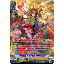 CFV V-BT08/SP06EN SP Goddess of the Sun, Amaterasu