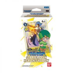 Digimon Card Game Starter Deck 3 Heaven's Yellow