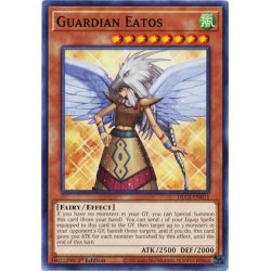 YGO DLCS-EN011 Gardien Eatos  / Guardian Eatos