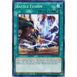 YGO DLCS-EN019 Battle Fusion