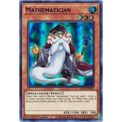 YGO DLCS-EN025 Mathématicien (Green)  / Mathematician (Green)