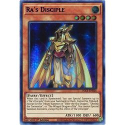 YGO DLCS-EN026 Disciple de Râ (Green)  / Ra's Disciple (Green)