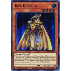 YGO DLCS-EN026 Disciple de Râ (Purple)  / Ra's Disciple (Purple)