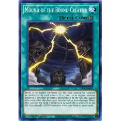 YGO DLCS-EN027 Chaînes d'Entrave du Dieu  / Mound of the Bound Creator