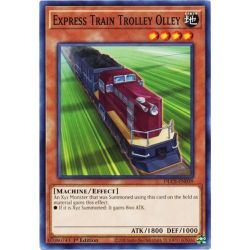 YGO DLCS-EN039 Train Express Trolley Olley  / Express Train Trolley Olley