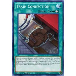YGO DLCS-EN041 Correspondance  / Train Connection