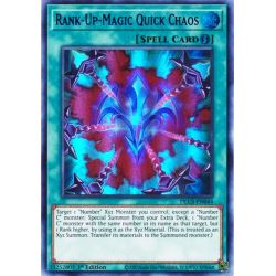 YGO DLCS-EN044 Chaos Rapide Magie-Rang-Plus  / Rank-Up-Magic Quick Chaos