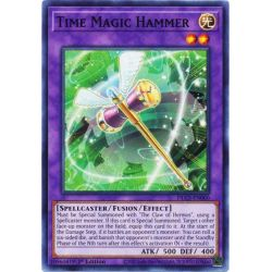 YGO DLCS-EN060 Marteau de Magie Temporelle  / Time Magic Hammer