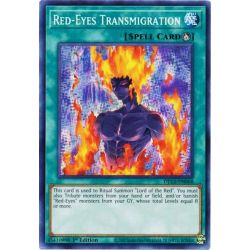 YGO DLCS-EN068 Red-Eyes Transmigration