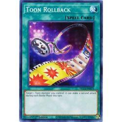 YGO DLCS-EN075 Toon Rollback