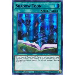YGO DLCS-EN076 Ombre Toon  / Shadow Toon