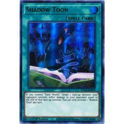 YGO DLCS-EN076 Ombre Toon (Blue)  / Shadow Toon (Blue)