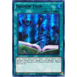 YGO DLCS-EN076 Shadow Toon (Green)