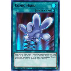 YGO DLCS-EN077 Main Comique  / Comic Hand