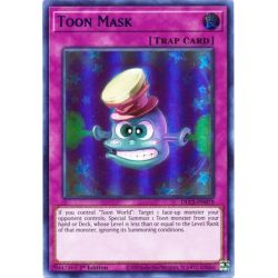 YGO DLCS-EN079 Toon Mask (Green)