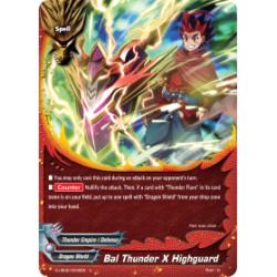 BFE S-UB06/0039EN Foil/U Bal Thunder X Highguard