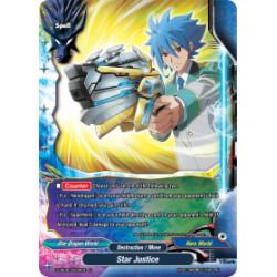 BFE S-UB06/0058EN Foil/U Star Justice