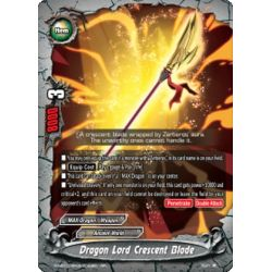 BFE S-SS01A-SP02/0044EN RR Dragon Lord Crescent Blade