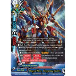 BFE S-SS01A-SP02/0056EN RR Dragod Hero, Gargantua Justice