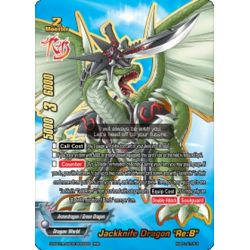 """BFE S-SS01A-SP03/0002EN RRR Jackknife Dragon """"Re:B"""""""