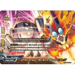 """BFE S-SS01A-SP03/0003EN RRR Bal Dragon, """"Bal Burst Smasher!! Re:B"""""""