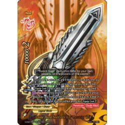 "BFE S-SS01A-SP03/0010EN RRR ""Demonic Descent Sword of the King"" Laevateinn ""Re:B"""