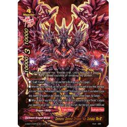"""BFE S-SS01A-SP03/0011EN RRR Demonic Demise Dragon, Azi Dahaka """"Re:B"""""""