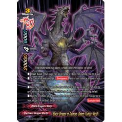 "BFE S-SS01A-SP03/0039EN RR Black Dragon of Demise, Death Tallica ""Re:B"""