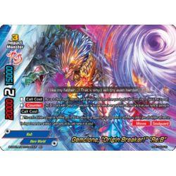 """BFE S-SS01A-SP03/0047EN RR Gemclone, """"Origin Breaker!"""" """"Re:B"""""""