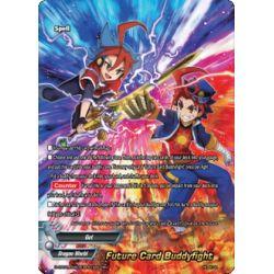 BFE S-SS01A-SP03/0051EN RR Future Card Buddyfight