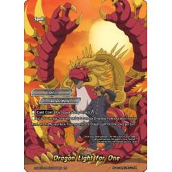 BFE S-SS01A-SP03/0056EN RR Dragon Light for One