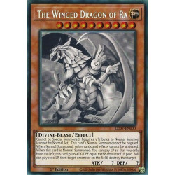 YGO LED7-EN000 The Winged Dragon of Ra