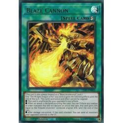 YGO LED7-EN005 Blaze Cannon