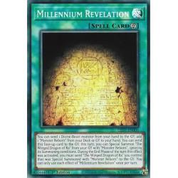 YGO LED7-EN006 Révélation Millénaire  / Millennium Revelation