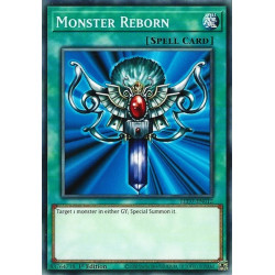 YGO LED7-EN012 Monster Reborn