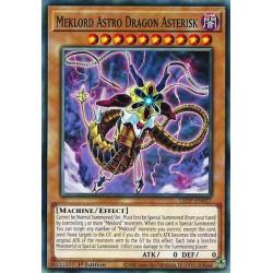 YGO LED7-EN027 Meklord Astro Dragon Asterisk