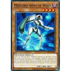 YGO LED7-EN028 Meklord Army of Wisel