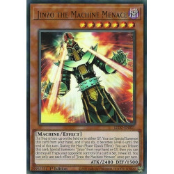 YGO LED7-EN031 Jinzo the Machine Menace