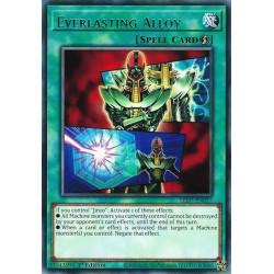 YGO LED7-EN037 Alliage Éternel  / Everlasting Alloy