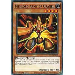YGO LED7-EN048 Armée Meklord de Granel  / Meklord Army of Granel