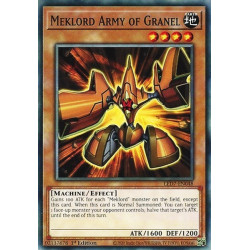 YGO LED7-EN048 Meklord Army of Granel