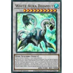 YGO LED7-EN056 White Aura Bihamut
